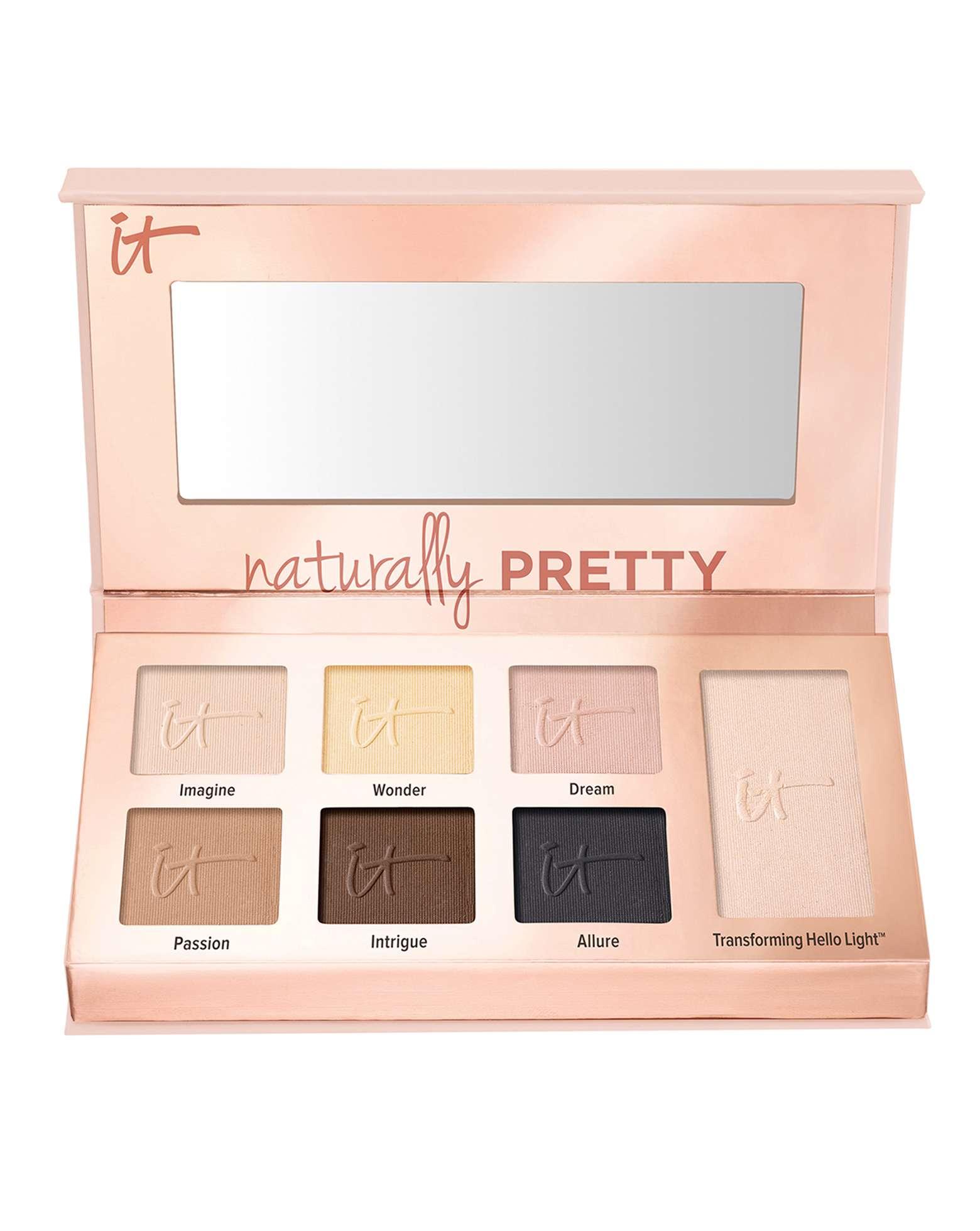 It Cosmetics Naturally Pretty Eyeshadow Palette
