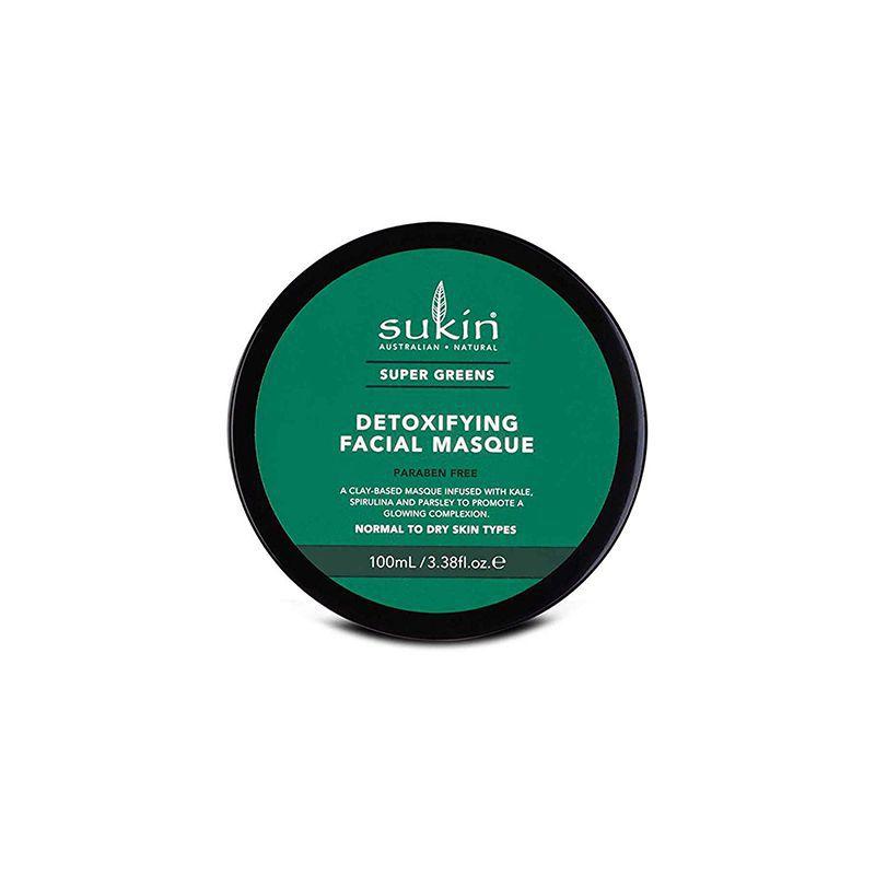 Sukin Super Greens Detoxifying Facial Mask