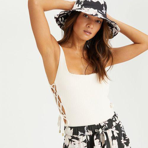 Wide Brim Bucket Hat Night Jungle ($36)