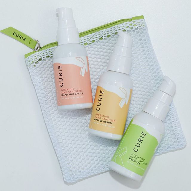 Curie Holiday Hand Sanitizer Trio