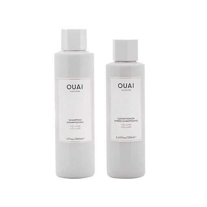 Ouai Repair Shampoo and Conditioner Duo