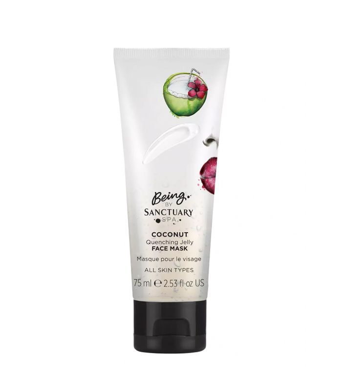Being by Sanctuary Spa Coconut Quenching Jelly Face Mask