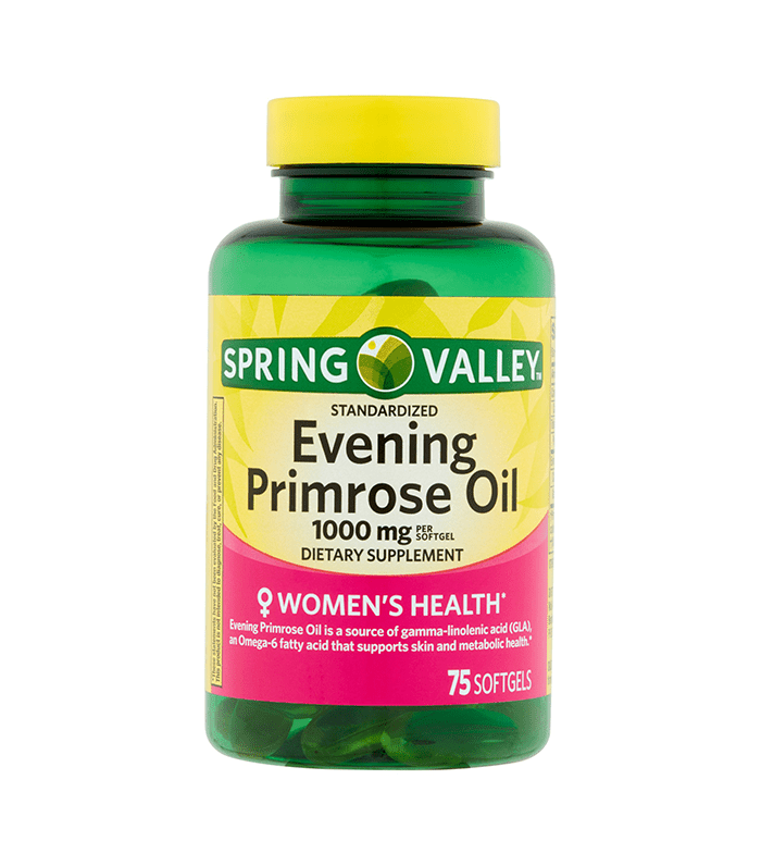Evening Primrose Oil - Hormones Acne