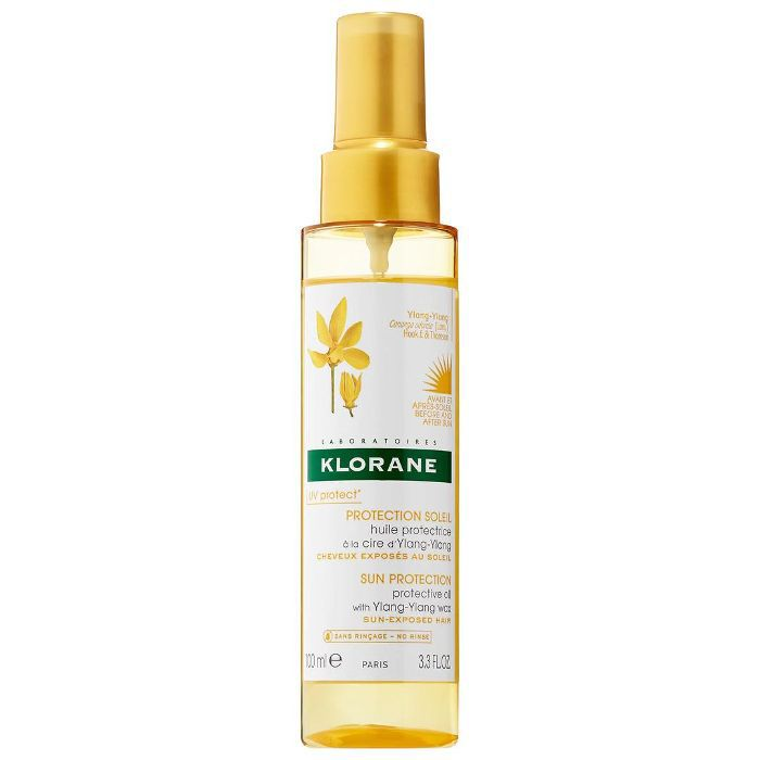 Sun Radiance Protective Oil with Ylang-Ylang Wax 3.3 oz/ 100 mL