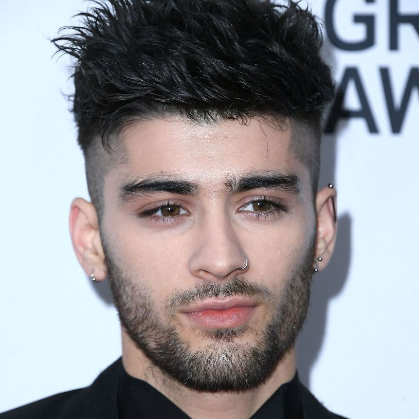 22 Men S Hairstyles With Short Sides And A Long Top