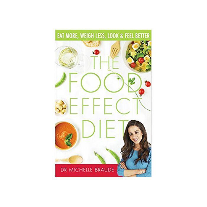 vegetarian diet: Dr Michelle Braude The Food Effect Diet