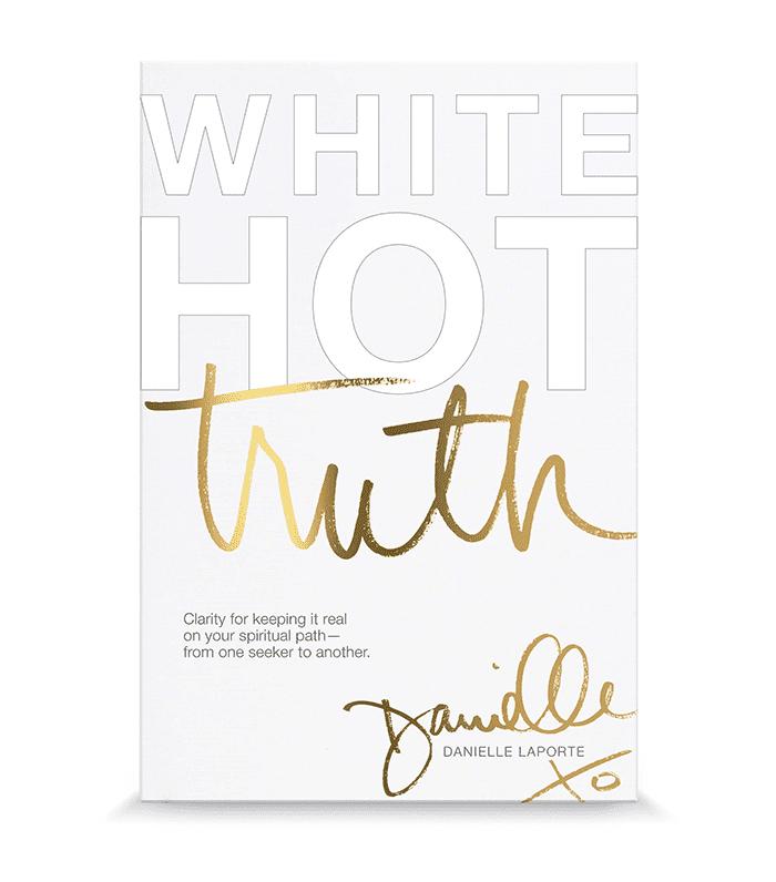 White Hot Truth - Self Help Book