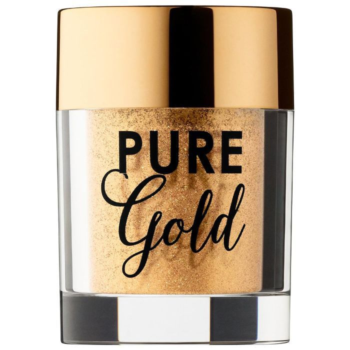 Too Faced Pure Gold Ultra-Fine Face & Body Glitter Gold