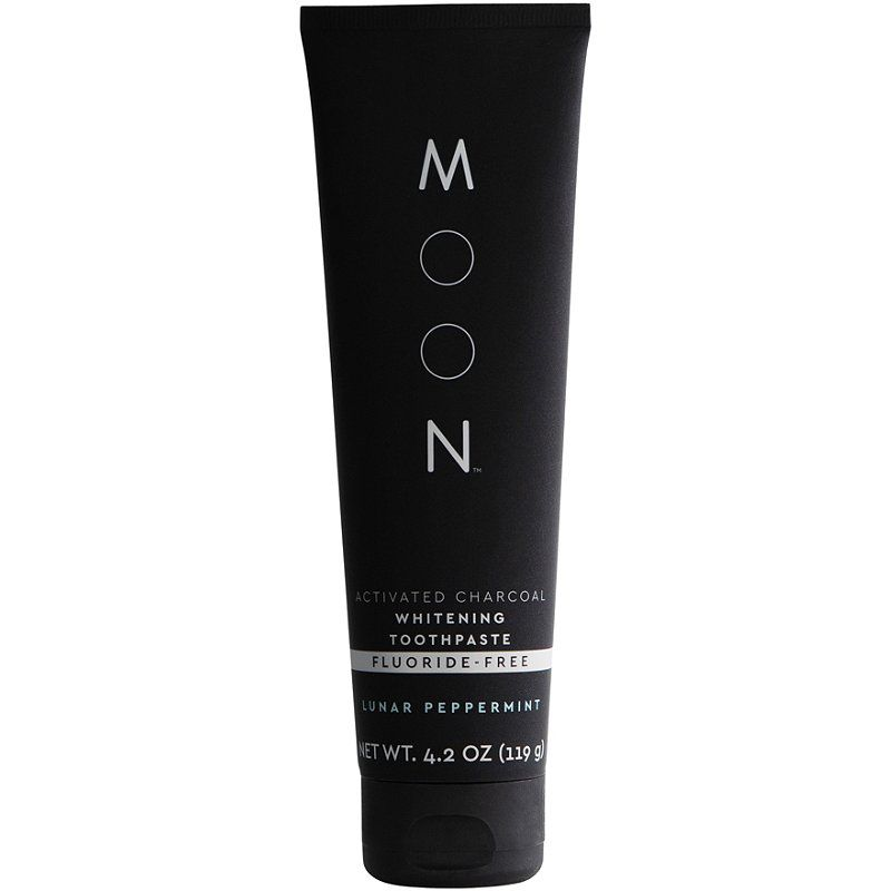 Moon Activated Charcoal Whitening Toothpaste