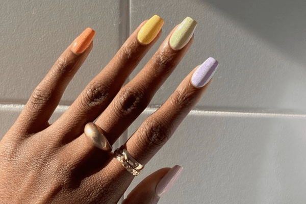 The Best Velvet Nail Ideas To Show Your Manicurist