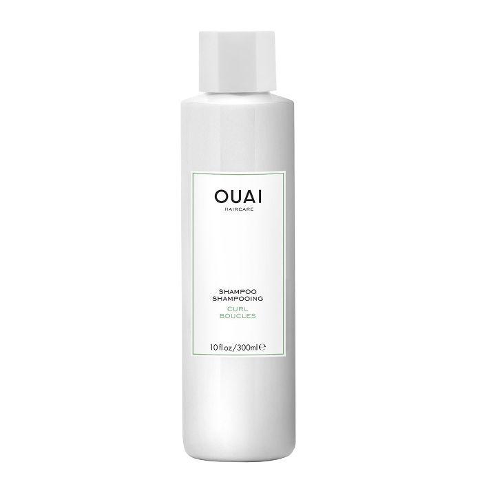 best shampoo for curly hair: Ouai Haircare Curl Shampoo