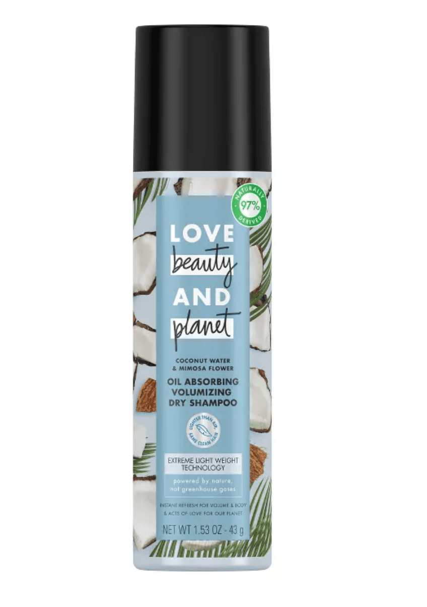 Coconut Water & Mimosa Flower Dry Shampoo