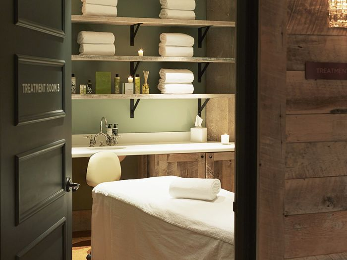 cowshed spa at soho house-best massages in Chicago