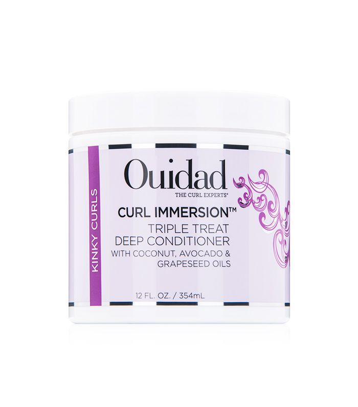 Ouidad Deep Conditioner - Natural Haircare Routine