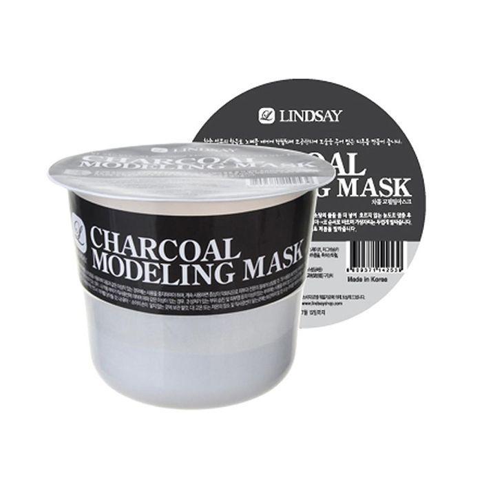 Lindsay Modeling Rubber Mask-Charcoal - best korean skincare products