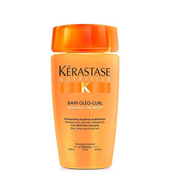 best shampoo for curly hair: Kerastase Nutritive Bain Oleo-Curl Shampoo