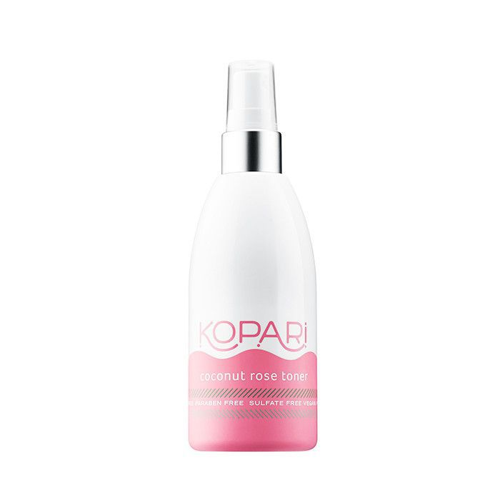 Kopari Coconut Rose Toner - Beauty Routine