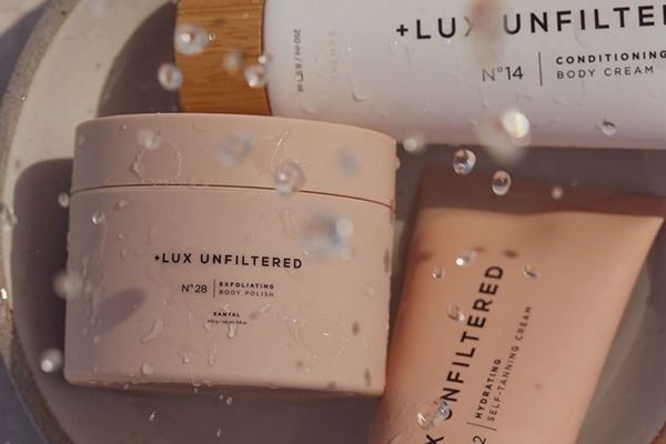 Lux Unfiltered Self Tanner