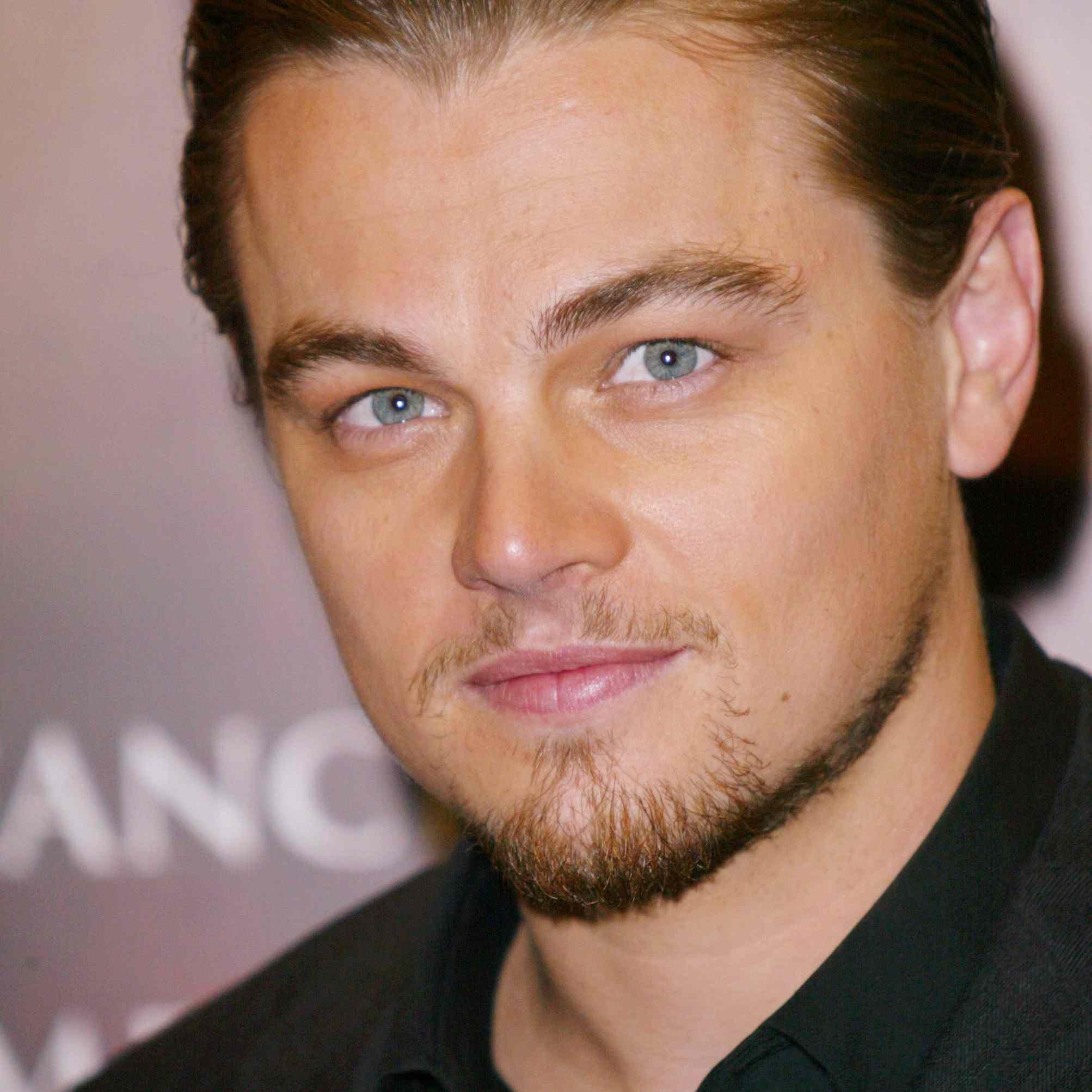 Leonardo DiCaprio Hair 2003