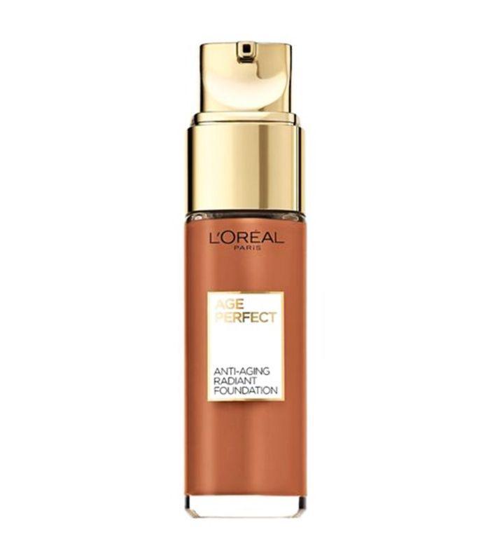 L'Oréal paris age perfect makeup review: L'Oréal Age Perfect Anti-Aging Radiant Foundation