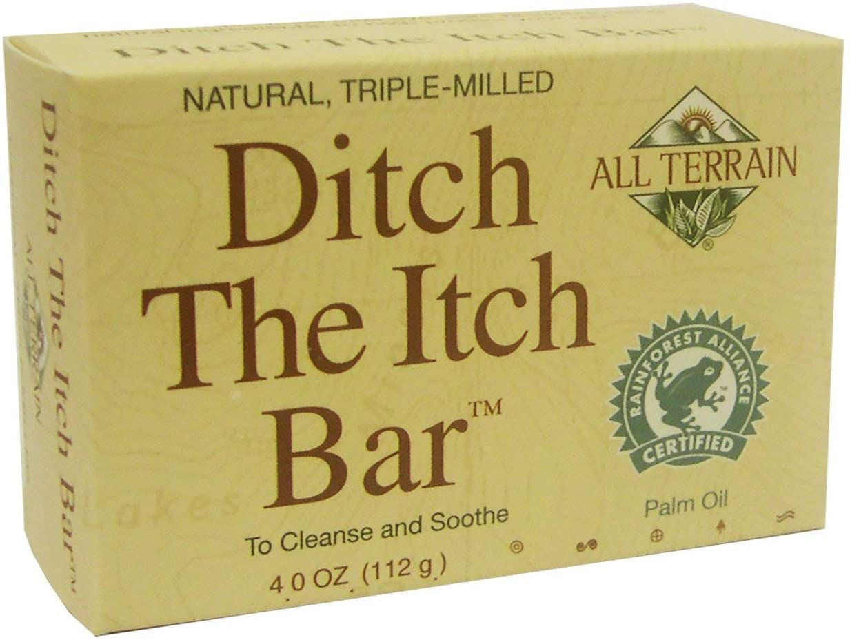 All Terrain Ditch The Itch Bar Soap