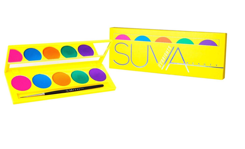 SUVA Beauty UV Brights Hydra Liner FX Palette