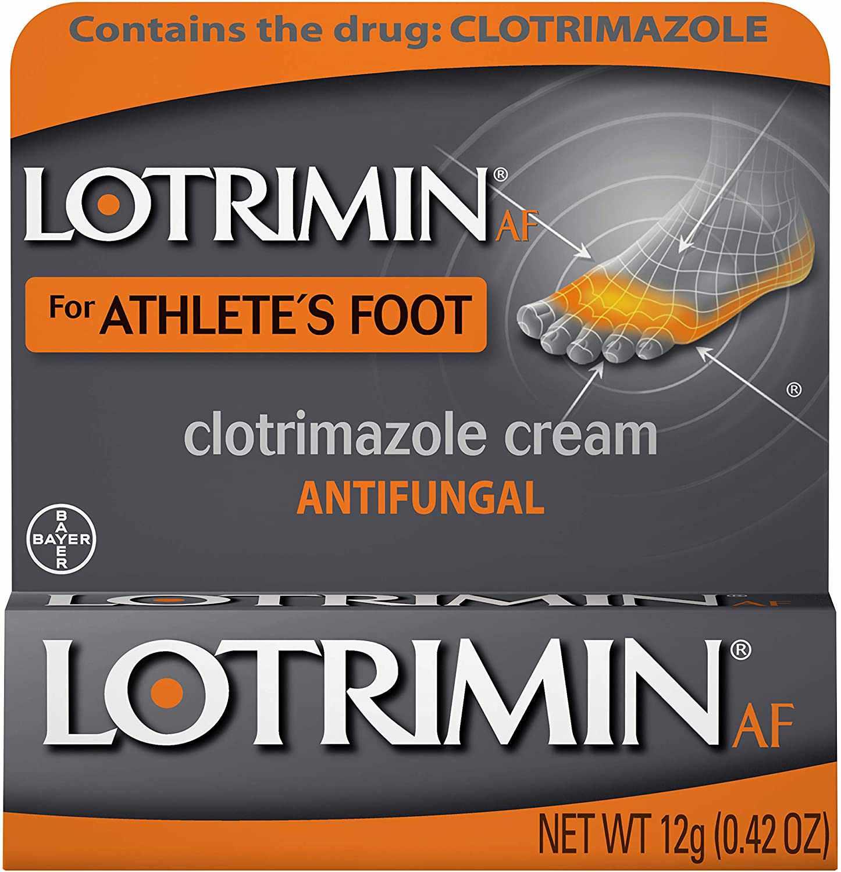 Lotrimin AF Antifungal Cream