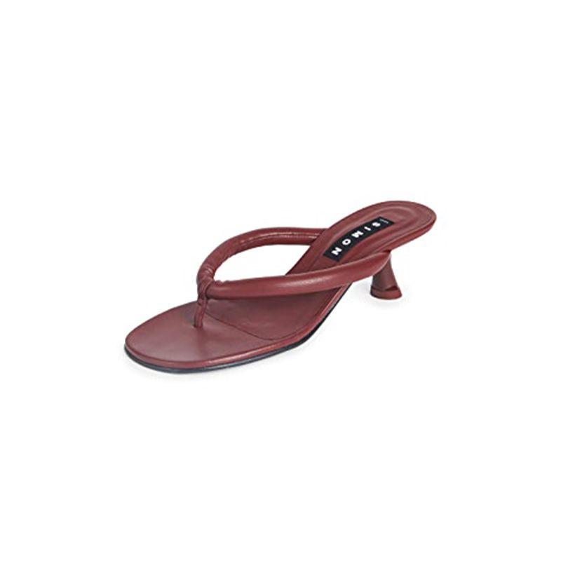 Vegan Beep Thong Sandals