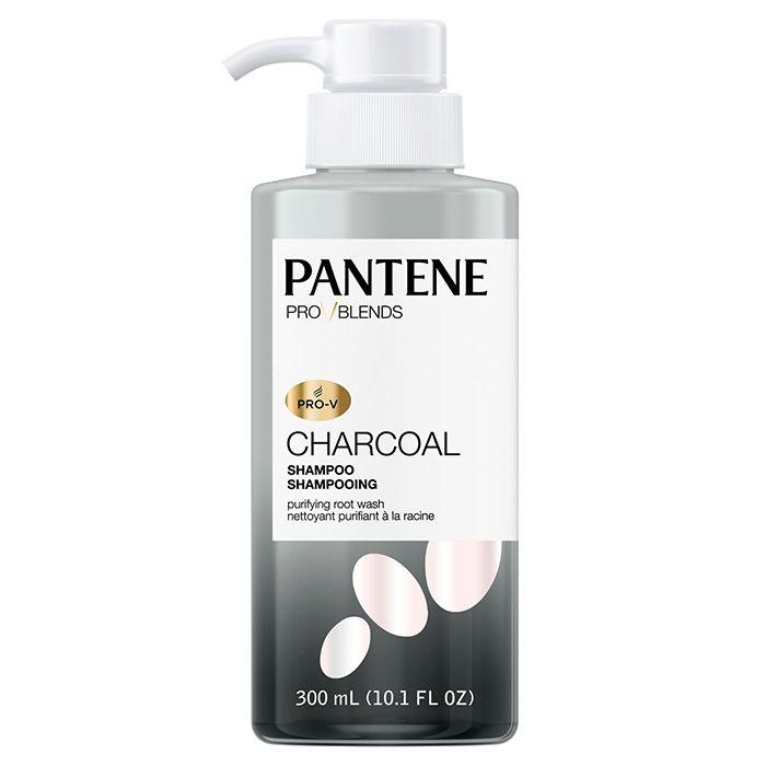 Pantene Pro-V Blends Charcoal Shampoo