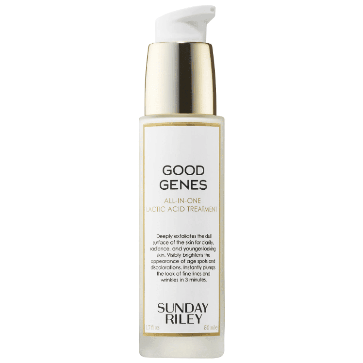 Best for Sensitive Skin: Sunday Riley Good Genes All-in-One Lactic Acid Treatment
