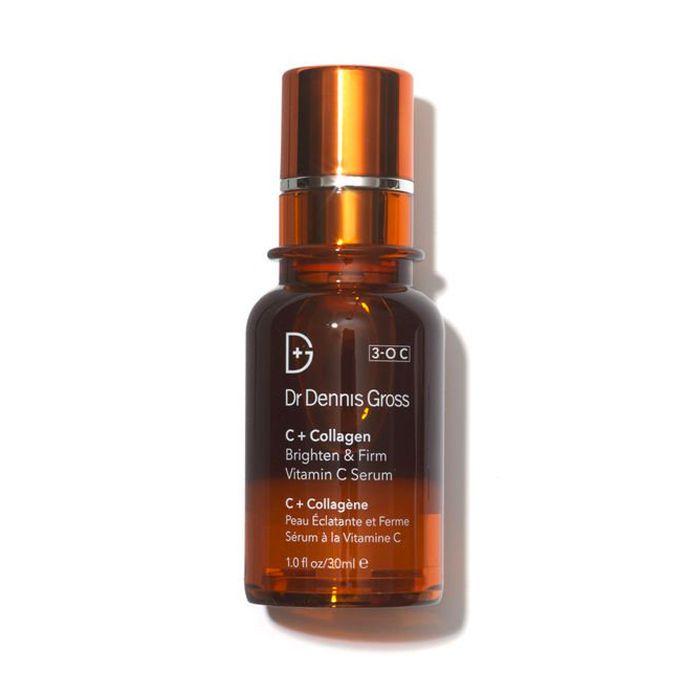 best brightening serum: Dr Dennis Gross C+ Collagen Brighten & Firm Vitamin C Serum