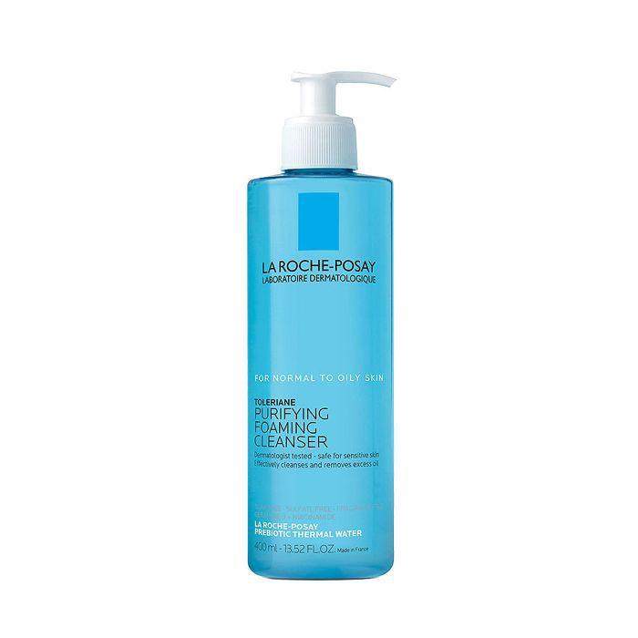 La Roche-Posay Toleriane Purifying Foaming Face Wash for Oily Skin
