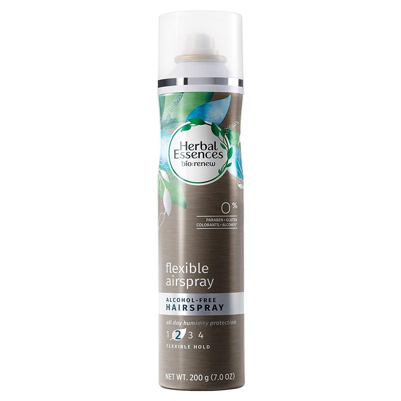 Herbal Essences Bio-Renew Flexible Airspray Alcohol-Free Hairspray