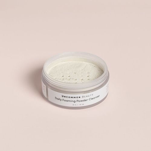 Uncommon Beauty Daily Foaming Powder Cleanser