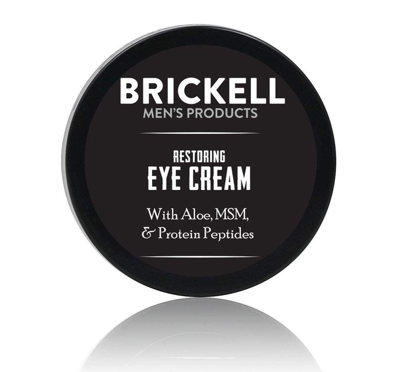 Brickell Restoring Eye Cream