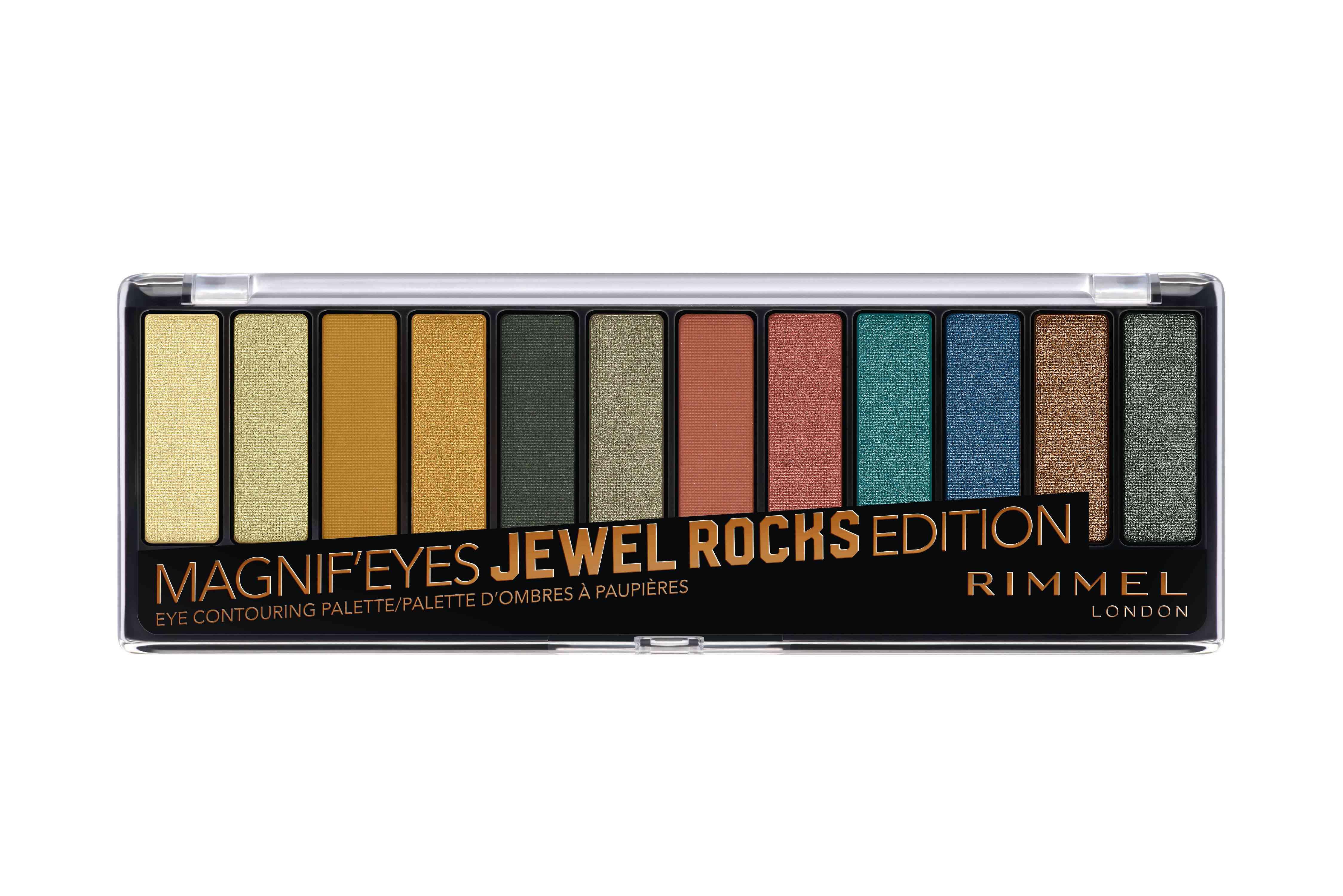 rimmel eyeshadow palette