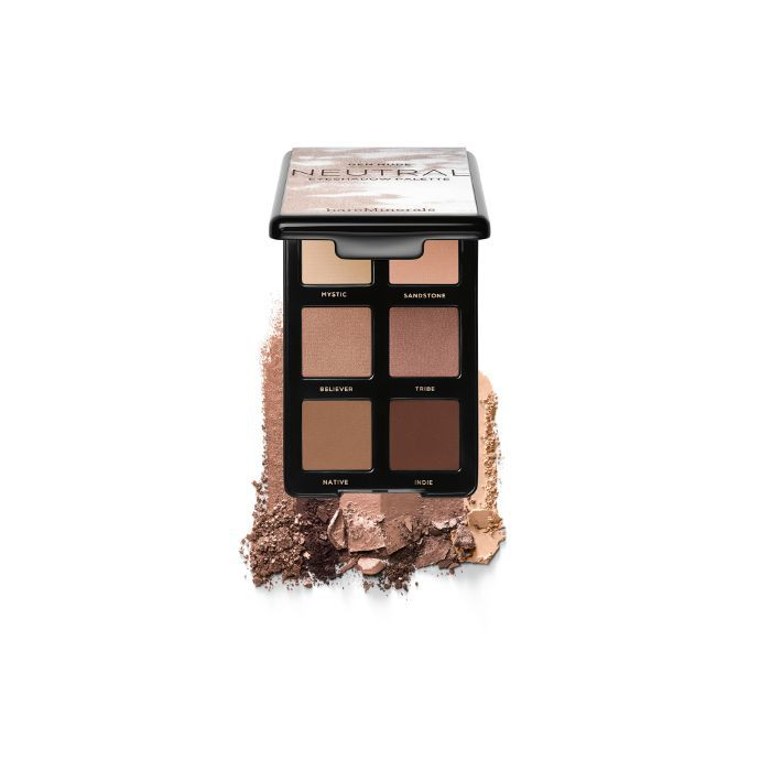 BareMinerals Gen Nude Eye Shadow Palette