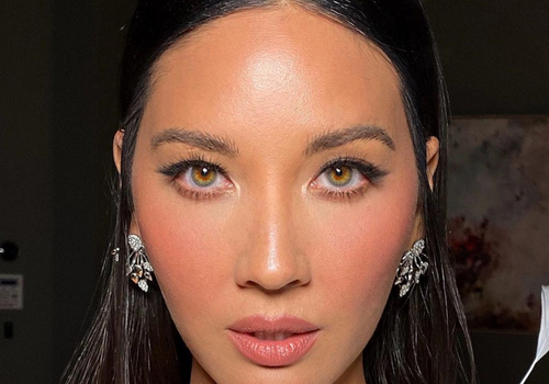 olivia munn wearing natural makeup