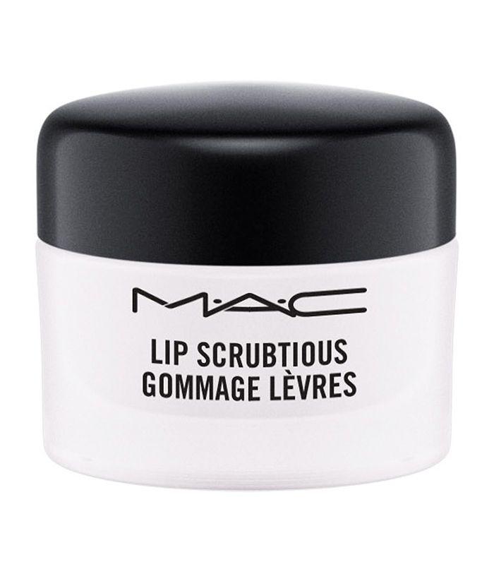 Best lip scrub: MAC Lip Scrubtious in Sweet Vanilla