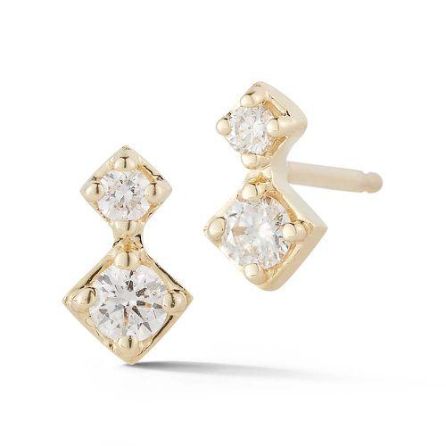 Diamond Vix Earrings
