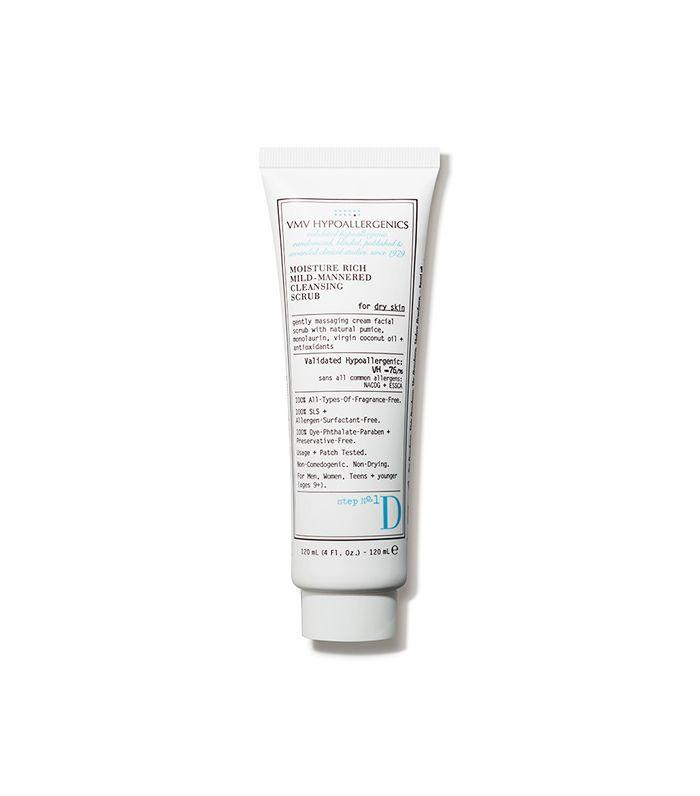VMV Hypoallergenics Moisture Rich Mild-Mannered Cleansing Scrub
