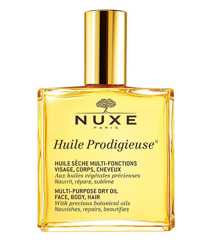 Best body oil: Nuxe Dry Oil Huile Prodigieuse