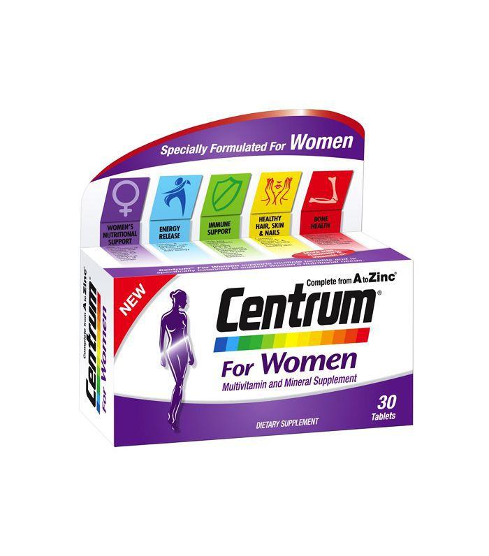 centrum For Women (30 Tabs)