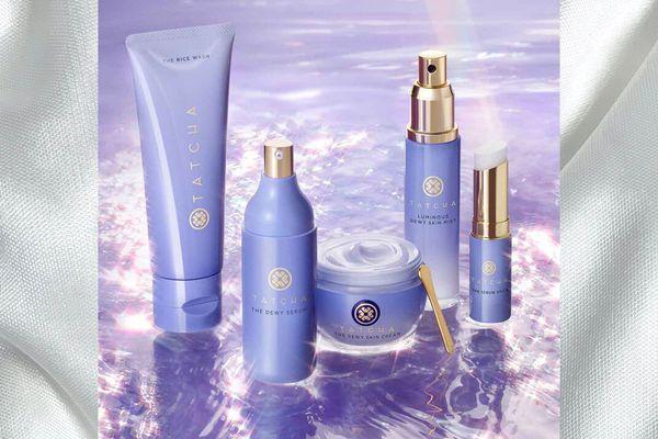 Tatcha Skincare products