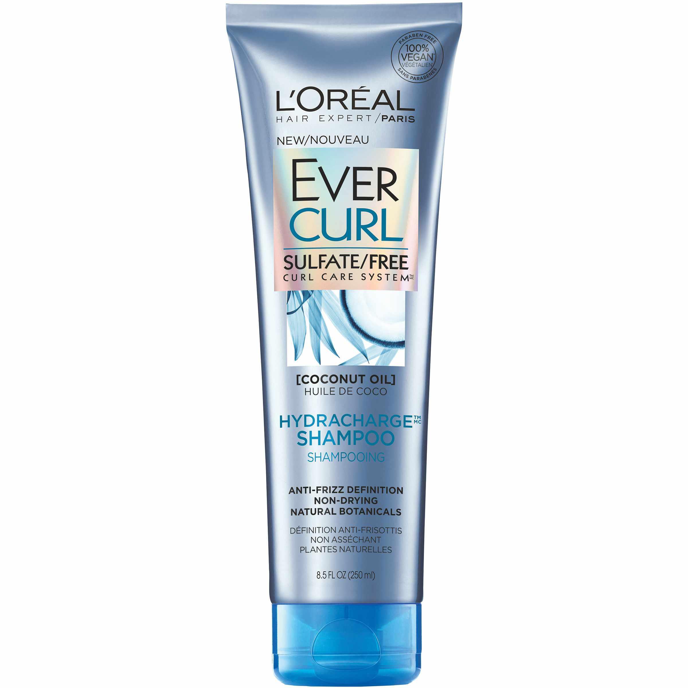 L'Oréal Paris EverCurl HydraCharge Shampoo