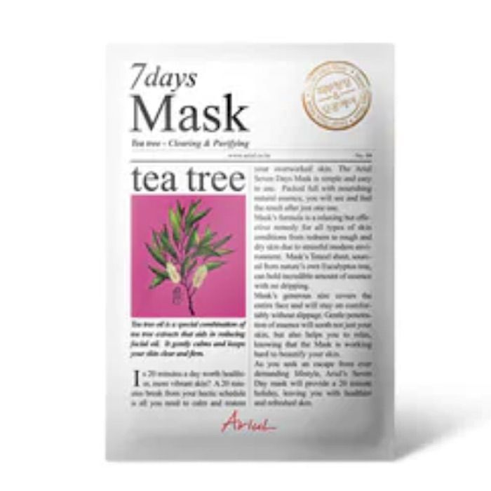 Ariul 7 Days Tea Tree Sheet Mask