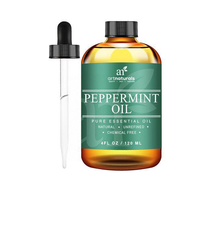 Kim Kardashian long hair: Art Naturals 100% Pure and Natural Essential Peppermint Oil- Premium, Therapeutic Grade