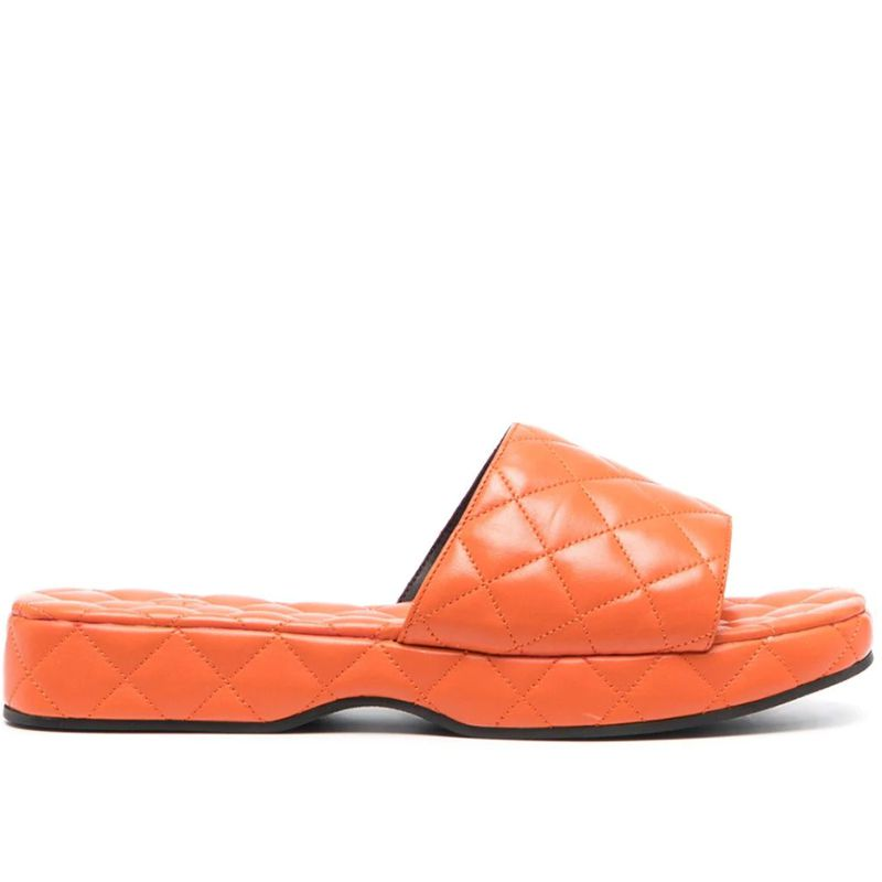Lilo Quilted Sandals