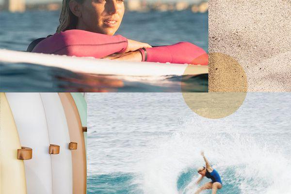 Sage Erikson Surfing
