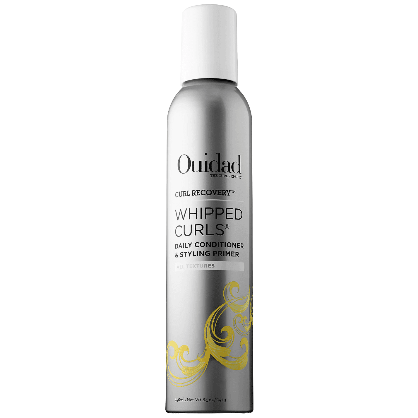 Whipped Curls Daily Conditioner and Styling Primer